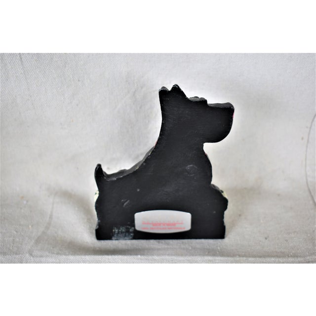 Cast Iron Scotty Doorstop For Sale - Image 4 of 8