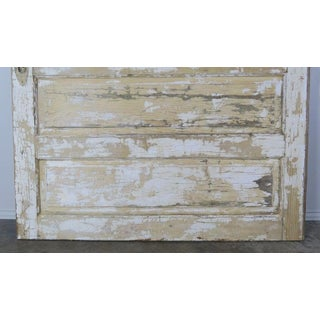 19th Century French Painted Barn Door Preview
