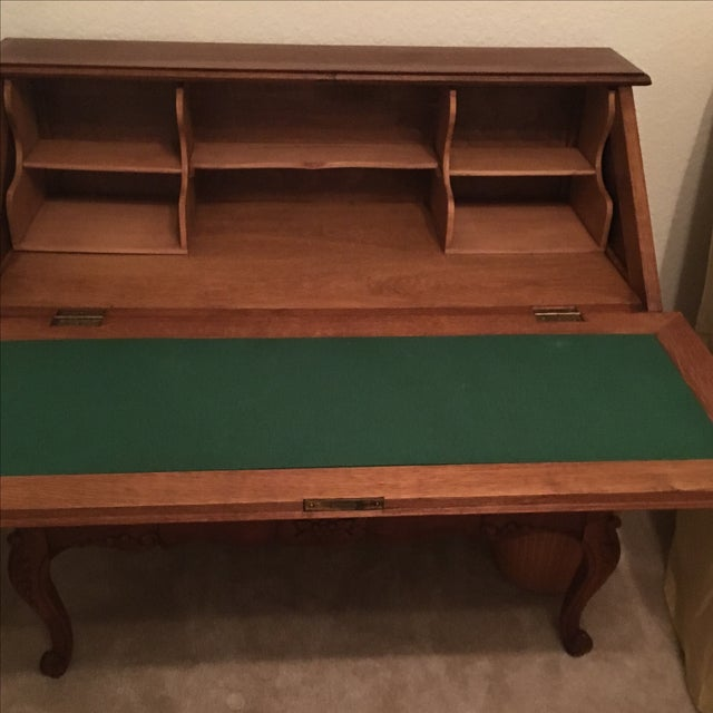 Antique French Desk - Image 4 of 7