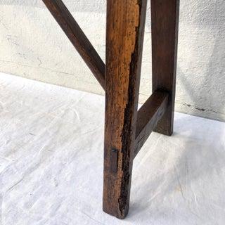 Antique Primitive Bench Preview