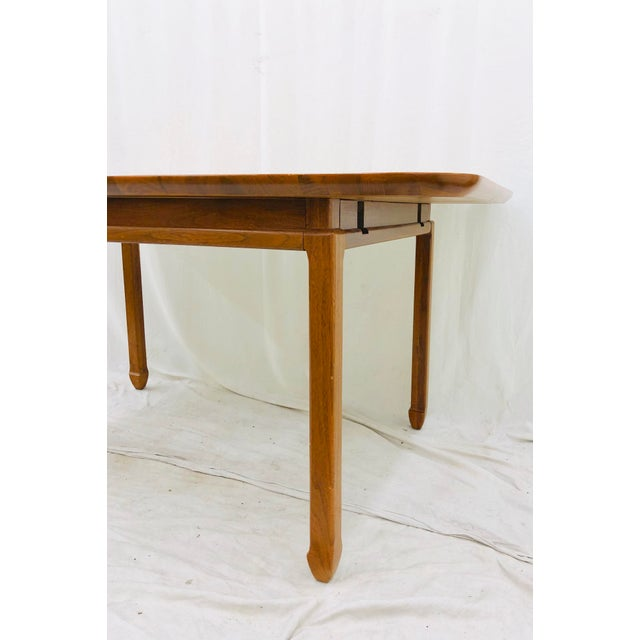 Vintage Mid Century Modern Dining Table For Sale - Image 9 of 12