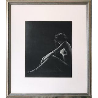 Original Vintage Art Deco Nude Photograph by John Everard C.1930 For Sale