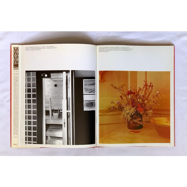 """David Hicks on Home Decoration"" 1st Edition David Hicks Book 1972 For Sale - Image 9 of 10"
