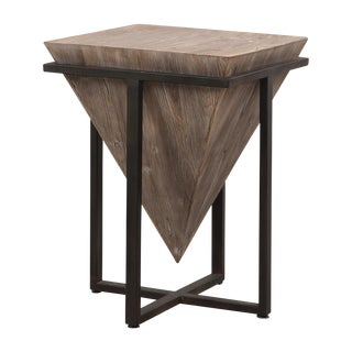 Modern End Table For Sale
