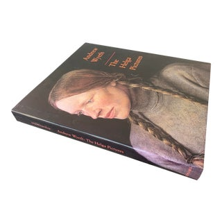 Andrew Wyeth, the Helga Pictures Coffee Table Book For Sale