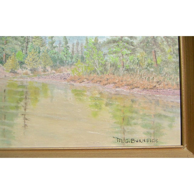 Feather River California Painting For Sale - Image 5 of 5