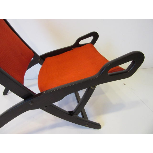 Gio Ponti Lounge Chairs for Fratelli Reguitti Italy For Sale - Image 9 of 13