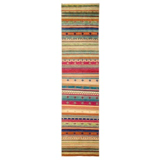 """Lori Hand Knotted Runner - 2'6"""" X 10'"""