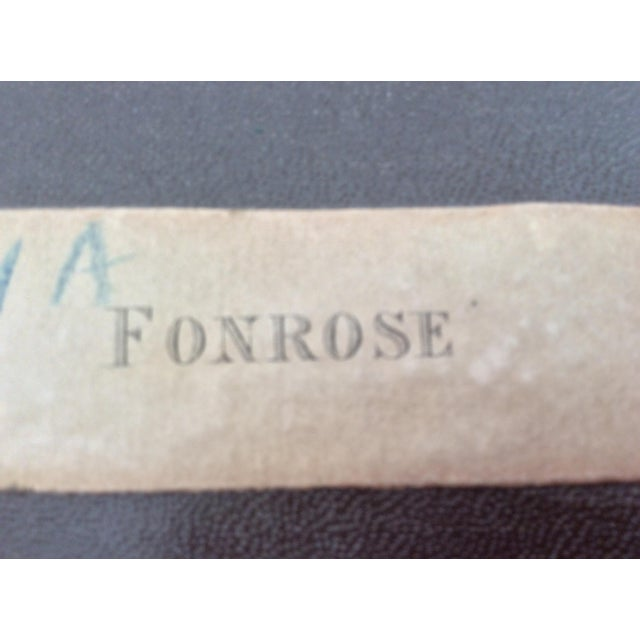 Antique Oval Framed Antique Mezzotints - A Pair - Image 9 of 9