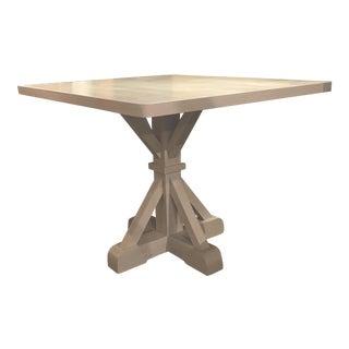 Tritter Feefer Pedestal Table