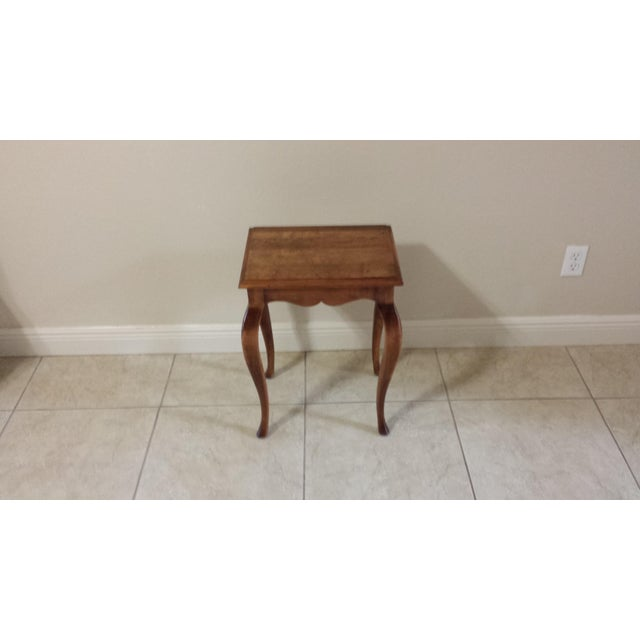 Ethan Allen French Country End Table - Image 6 of 7