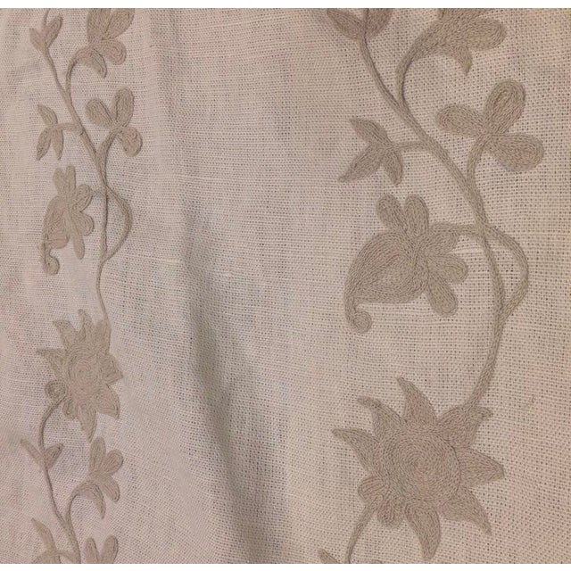 This is Ralph Lauren's Lexie Embroidery Pebble fabric. Sold by the yard 19 yards available SKU RL-LCF65241F Product Type...