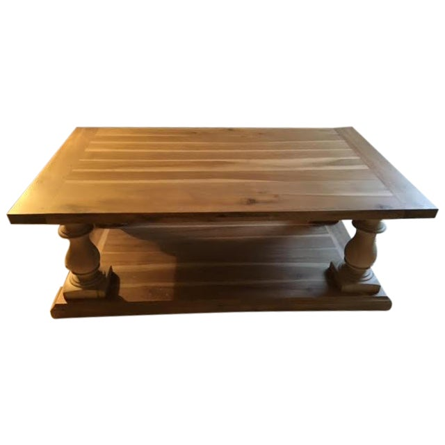17th C. Monastery Coffee Table For Sale