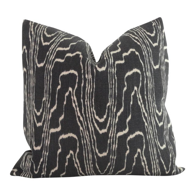 "20"" x 20"" Lee Jofa Groundworks Agate Pillow Cover For Sale"