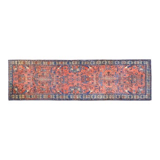 Early 20th Century Malayer Runner For Sale