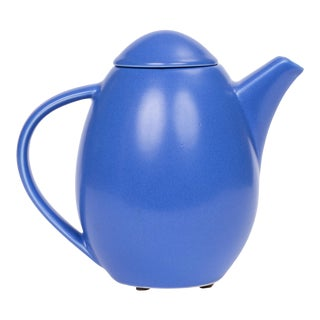 Swedish Modern Teapot by Höganäs Keramik For Sale