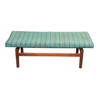 Jens Risom Bench For Sale