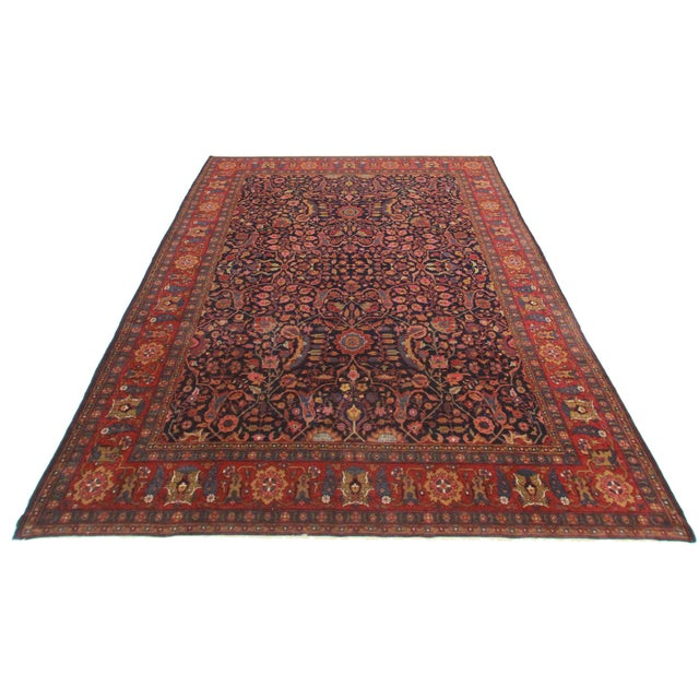 Hand Knotted Turkish Sparta Rug - 9′6″ × 13′1″ - Image 2 of 2