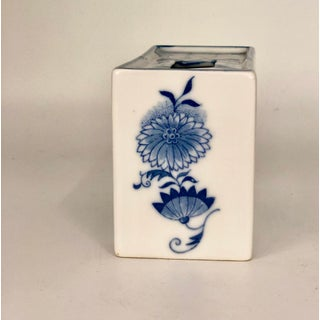 1970s Vintage Porcelain Flower Planter Preview