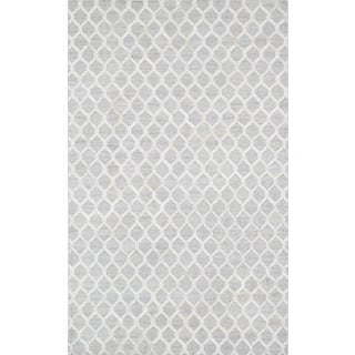 Pasargad Hand-Loomed Cowhide Area Rug - 2' X 3'
