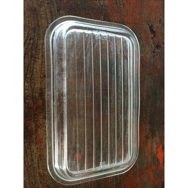 Pyrex Early American Refrigerator Dishes - S/4 For Sale In Los Angeles - Image 6 of 7