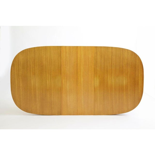 Mahogany Edward Wormley Dining Table For Sale - Image 7 of 10