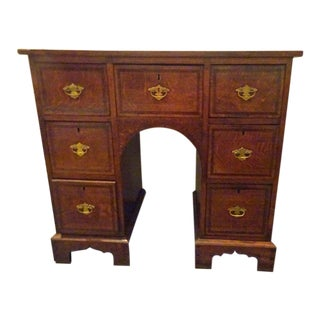 19th Century English Traditional Desk For Sale