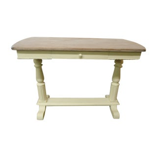 Vintage French Writing Style Desk For Sale