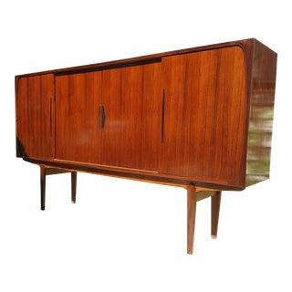 Danish Mid-Century Modern Rosewood Credenza
