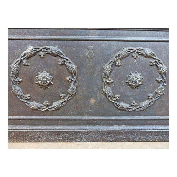 Antique Iron Safe For Sale In Miami - Image 6 of 10
