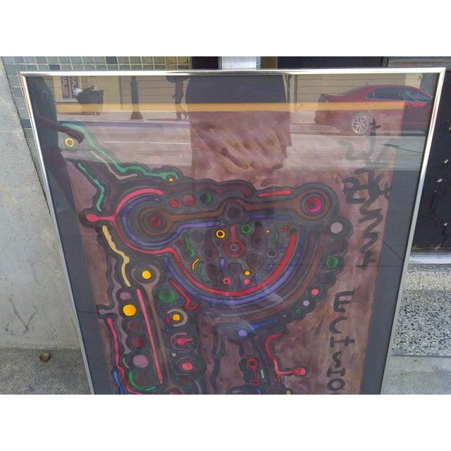 """Echshophos"" Original Painting - Image 3 of 7"