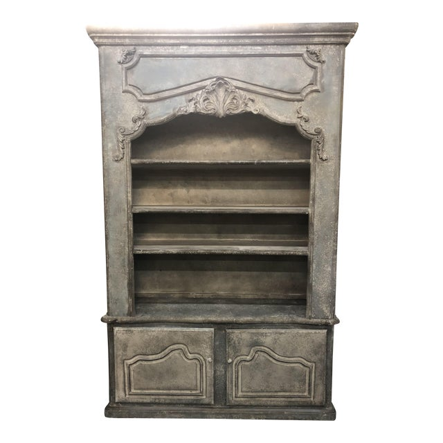 French Style Bookcase For Sale