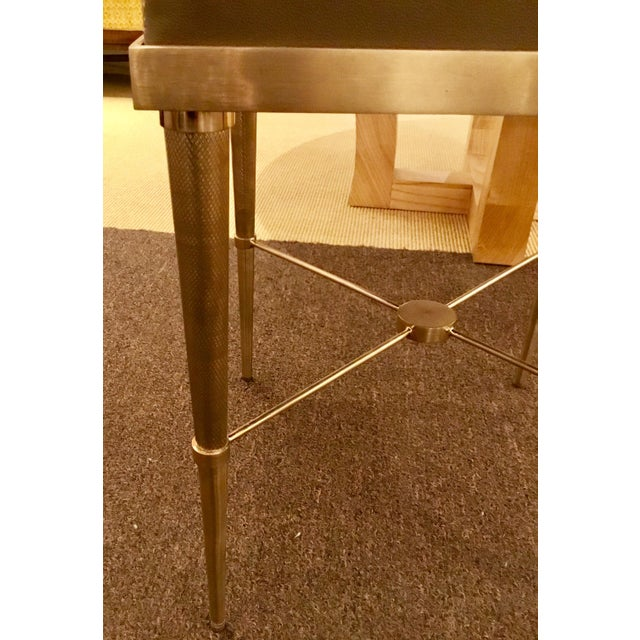 Caracole Haute Seat Stool - A Pair - Image 4 of 6