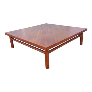 Modern Original Widdicomb | Walnut Coffee Table For Sale
