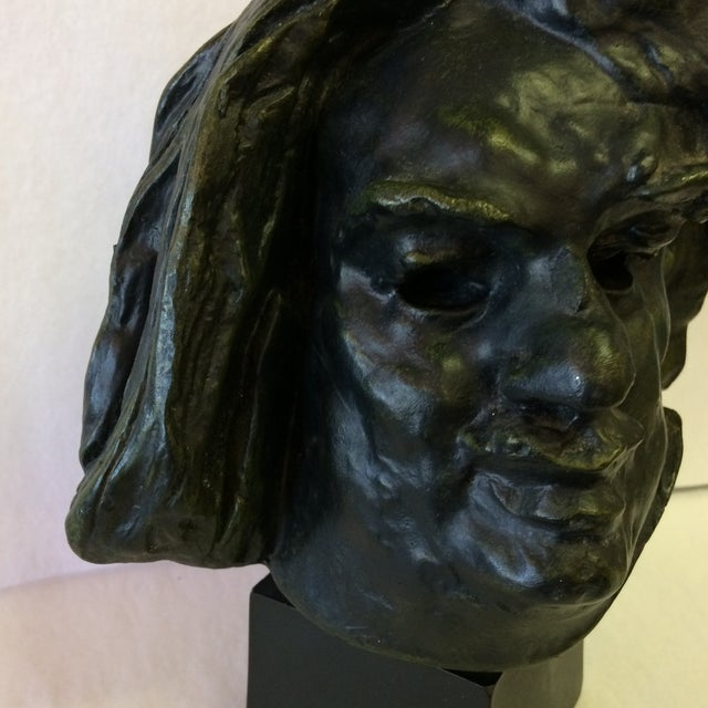 Bust Of De Balzac by A. Rodin For Sale - Image 11 of 11