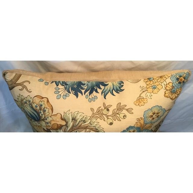 Ralph Lauren Ralph Lauren Pillow - Tree of Life Design - Pair Available For Sale - Image 4 of 13