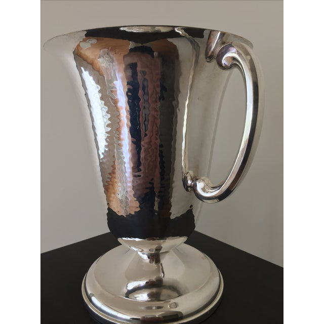 French Silver Plated French Vase - Image 4 of 4