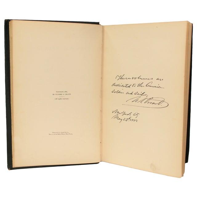 Personal Memoirs of U. S. Grant, First Ed. - Pair - Image 6 of 8