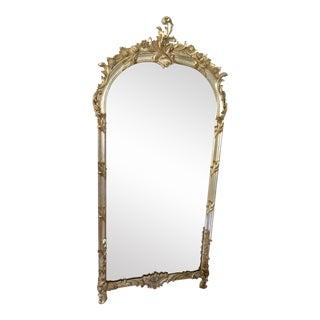 Vintage La Barge Gold Framed Mirror