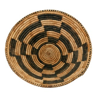 Mid 20th Century Native American Basket For Sale