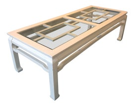 Image of Chinoiserie Coffee Tables