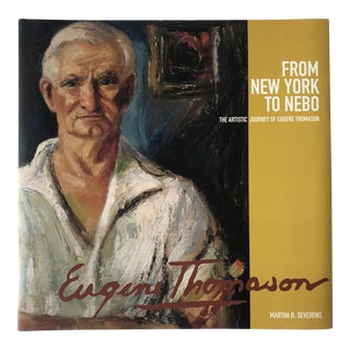 The Art of Eugene Thomason From New York to Nebo For Sale
