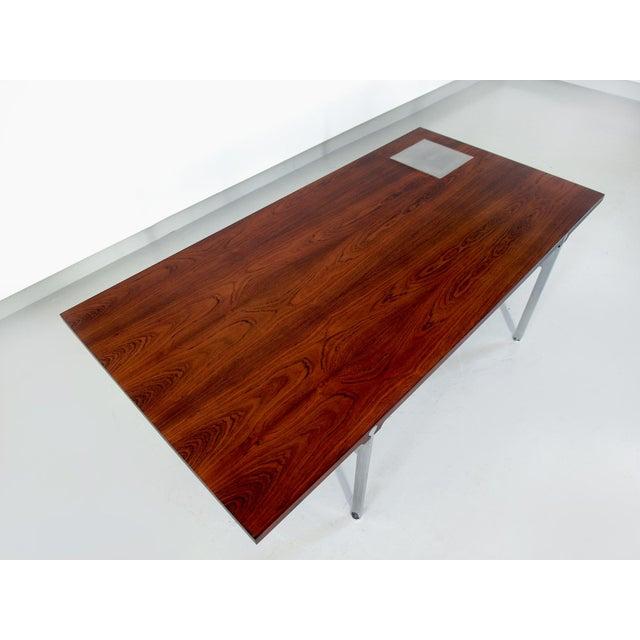 Sofa Table by Illum Wikkelsø for Søren Willadsen Møbelfabrik, Denmark, 1960s - Image 2 of 8