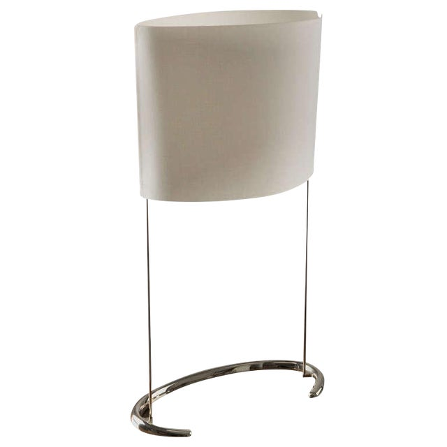 """""""Gala"""" Table Lamp by Paolo Rizzatto for Arteluce For Sale"""