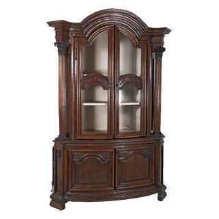 18th Century Northern Italian or Southern German Oak Cabinet For Sale