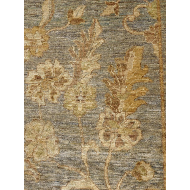"""Hand-Knotted Pakistan Rug - 3'5"""" x 4'10"""" - Image 8 of 10"""