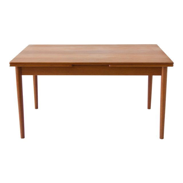 At-316 Draw Leaf Dining Table by Hans Wegner - Image 1 of 10