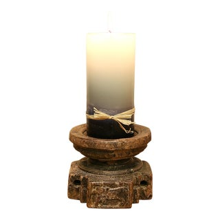 Toran Bijani Candle Stand For Sale