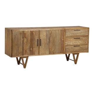 Elm & Oak Natural Sideboard