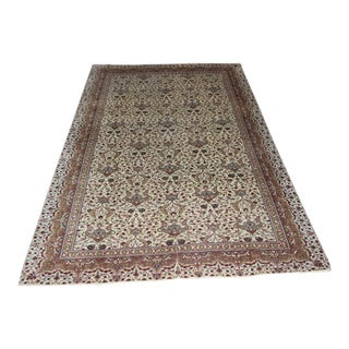 "Oriental Turkish Rug - 6'3"" x 9'8"""